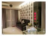 Disewakan Apartemen Ambassade Residence 2Bedroom 68sqm