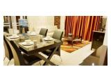 Apartemen Denpasar Residence at Kuningan City Disewakan – All Type, All Size, Fully Furnished