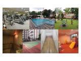 For Rent : Pondok Klub Vila 3 - 1/2/3 BR Full Furnished