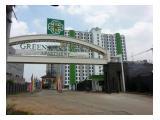 Sewa Apartemen Green Lake View Ciputat – Studio Full Furnished – Harian, Bulanan, Tahunan