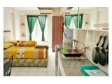 Apartemen Mutiara Bekasi Unit Studio Furnished