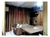 Di Sewakan Type 1 Bedroom Apartemen Maple Park - Jakarta Utara