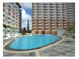 Sewa Harian / Mingguan Murah Apartemen Margonda Residence 2 Depok– Studio 24 m2 Fully Furnished
