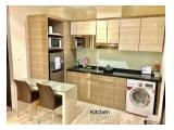 For Rent 2 BR Penthouse Menteng Park Apartement Fully Furnish ( Studio / 1 BR / 2 BR Available )