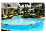 Disewakan Apartemen  Harian Paragon Village Karawaci Tangerang – Studio & 2 Bedroom Full Furnished