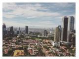 For Rent : Denpasar residence at kuningan city - 2 BR Furnished