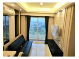 For Rent : Trivium Terrace Apartment - 2BR Full Furnished New Unit Luxury