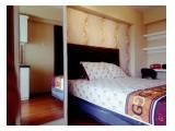 Sewa Apartemen Educity STUDIO dan 2bedroom harian mingguan