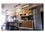 FOR RENT : Beautiful full furnished studio apartment The 18th Residence, Rasuna, South Jakarta