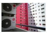 Disewakan Apartemen Green Pramuka 2 Kamar - Harga termasuk IPL
