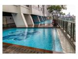 New Furnished Studio Menteng Park Apartment By Travelio