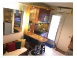 Disewakan Apartement Kalibata City Tower Flamboyan Lt-1 /2 BR