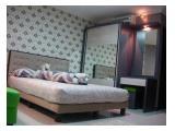 Disewakan Apartemen Tamansari Semanggi – Studio Full Furnished – Pool View