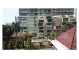 Disewakan Unit Apartemen Istana Sahid Luas 144 m2 2+1BR Furnished