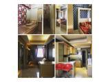 Disewakan The Suites at Metro Apartemen, Bandung - Studio / 2BR  harian,mingguan,bulanan, tahunan