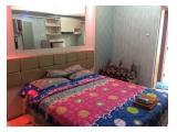 Apartemen di Sewakan Apartemen Green Lake View Ciputat type Studio & 1BR Full Furnished