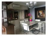 Disewakan Apartemen FX Residence Sudirman – 3+1 BR Full Furnished 130 m2