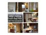 Sewa Bulanan / Tahunan Apartemen Green Bay Pluit - Studio -2br - 3br - unfurnish-fully furnish Jakarta Utara