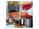 2BR 33sqm Hook (available Harian)