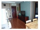 Sewa Harian, Bulanan, Tahunan Apartemen Mediterania 2 Tanjung Duren - 2 BR 42 m2 Full Furnished