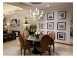 Sewa / Jual apartment kempinski residence 2br / 3br unit nice interior and view