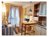 Disewakan Apartment Royal Olive Residence, Type 2 Bedroom & Fully Furnished