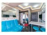Sewa Harian dan Mingguan Apartemen The Jarrdin Dekat Teras Cihampelas - 2 BR Full Furnished