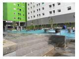 Disewakan Mingguan/Bulanan Apartemen Green Pramuka – Type Studio Full Furnished - 10th Floor