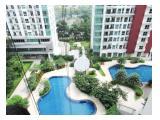 Disewakan Apartemen Woodland Park Residence – Type Studio / 1+1 BR / 2 BR / 2+1 BR Fully Furnished