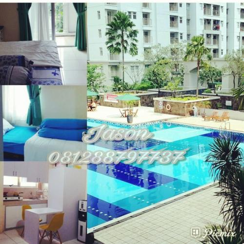 Central Park Apartments Jakarta: Jakarta Apartment For Rent