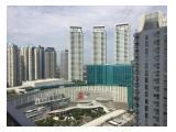 Disewakan NEO Soho @ Podomoro City - Mezzanine/Loft Apartment 1 BR , Unfurnished 104 sqm