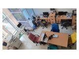 Sewa Apartemen Citylofts Jakarta Pusat - 1 BR 85m2 Furnished