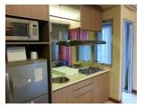 Disewakan Apartemen Sudirman Park Thamrin, Karet, Sudirman - 2 BR Full Furnished