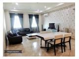 Disewakan Apartemen Belleza Permata Hijau, Type 2 Bedroom & Fully Furnished