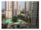 Disewakan Apartemen, Lokasi di Pusat Bisnis & Niaga