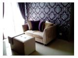 Sawa Harian Apartemen The Accent Bintaro - 1 BR 46 m2 Fully Furnished