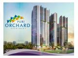 Apartemen Disewakan - Apartemen Puri Orchad