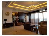 Disewakan Apartment Luxury Raffles Residences Kuningan - South Jakarta - (4+1 BR) Fully Furnished
