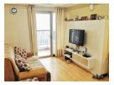 Disewakan Apartemen The Wave, Type 2 Bedroom & Fully Furnished