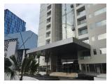 For rent/sell Gallery West Residences - Kebon Jeruk 2BR Unfurnished New Unit
