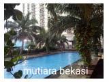 Sewa Harian Apartemen Mutiara Bekasi Free WIFI Studio dan 2BedRoom