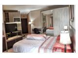 Disewakan Apartemen Tamansari Semanggi – Studio 35 m2 Furnished