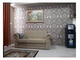 Disewakan Apartemen Ambassade Residence 1 Bedroom 65sqm Fully Furnished