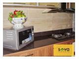Disewakan Apartemen Permata Hijau Residence Type 3 Bedroom & Fully Furnished