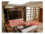 Dijual / Disewakan Apartment SCBD SUITES SCBD near Senayan-Sudirman-Senopati-Kuningan - Ready 1 /2+1 /3+1 /4 bdr/2+1 /3+1 bdr