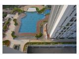 balcony view - swimming pool