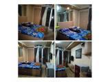 sewa apartment paragon village karawaci tangerang studio dan 2 bathroom full furnished