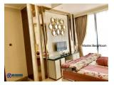 For Rent / Sell Apartment District 8 SCBD 2 BR Size 105 Sqm Luxurious Furnished (All Stuffs are brand new) 63 th Floor