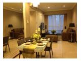 For Rent Gandaria Heights Apartment 117 sqm, 3BR, Fully Furnished, Spacious with Beautiful Interior