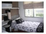 BAGUS! Apartemen Casablanca Mansion Lt.8 (Pool & City View) [AVAILABLE ON SEPT 1, 2018]